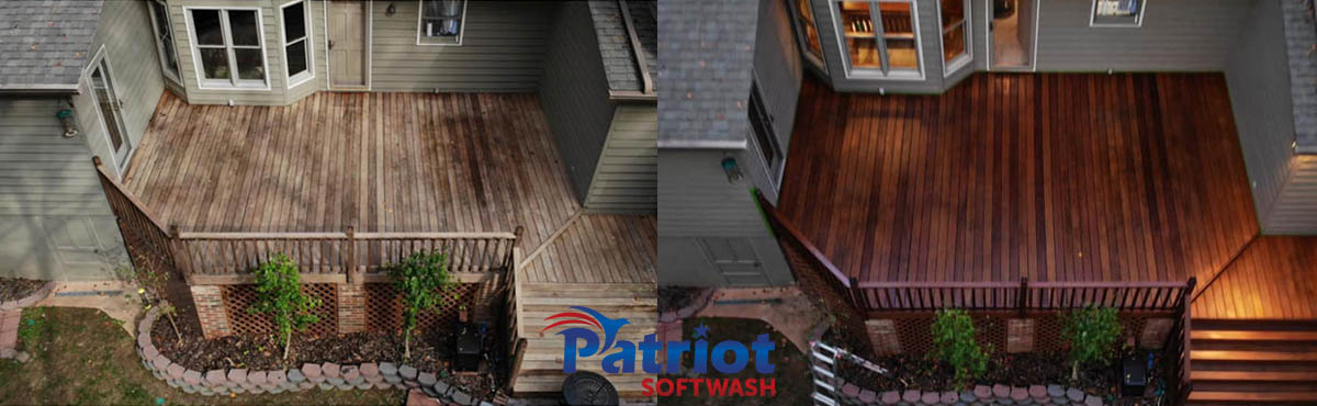 PE Deck - Patriot SoftWash
