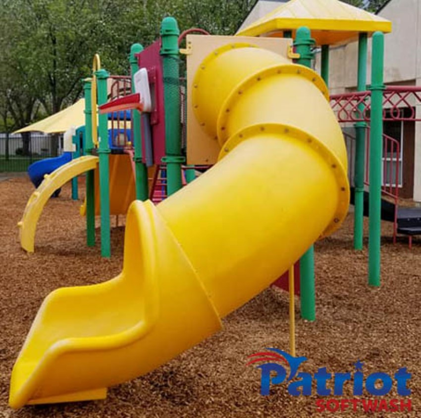 Playground After - Patriot SoftWash