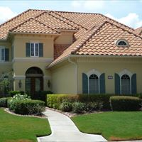 Clay Tile Roof (Multiple Rakes and Valleys) After - Patriot SoftWash
