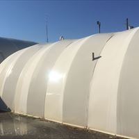 Fiberglass Structure After - Patriot SoftWash