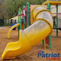 Playground Before - Patriot SoftWash