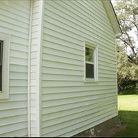 Vinyl Siding (Mold Removal) After - Patriot SoftWash